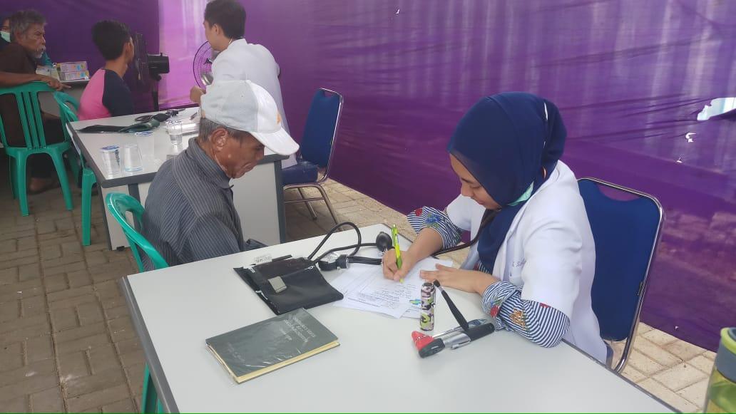 Fasilitas Klinik dan Pengobatan Gratis